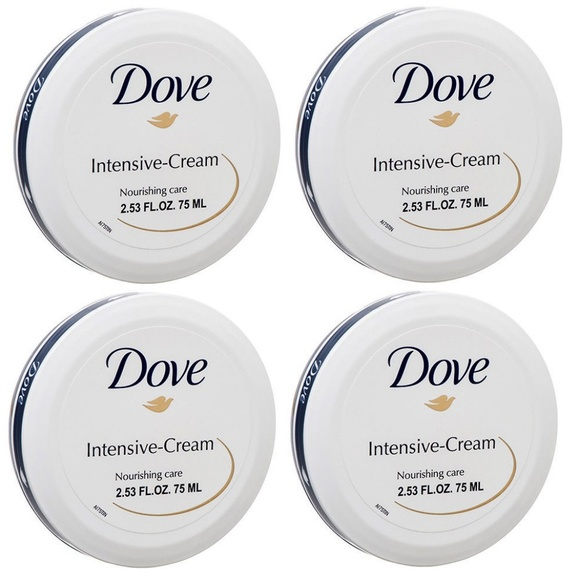Dove Makeup 4 Pack Intensive Cream Hand Lotion Body Poshmark